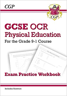 GCSE Physical Education OCR Exam Practice Workbook - for the Grade 9-1 Course (includes Answers)