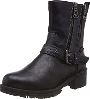 c39051d7005 Mustang Women's's Booty Ankle Boots