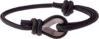 Wind Passion Braided Rope Cord Bracelet for Stylish Men