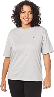 Camiseta Regular Fit, Lacoste, Feminino