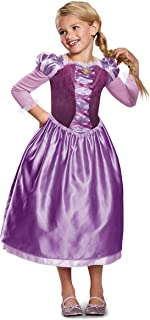 Disney Rapunzel Tangled the Series Girls' Costume, Purple