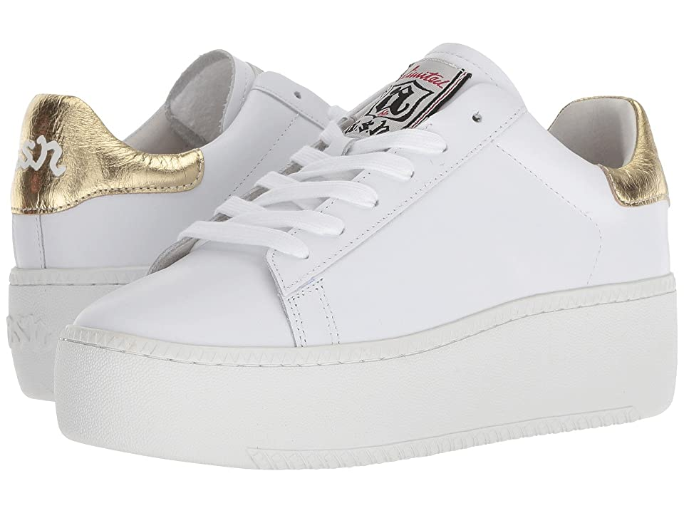 ASH Cult (White/Ariel Nappa Calf/Rocher) Women