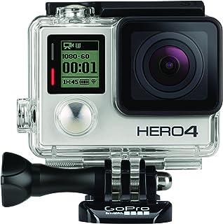 【国内正規品】 GoPro ウェアラブルカメラ HERO4 シルバーエディション アドベンチャー 2.7K30/1080p60 CHDHY-401-JP