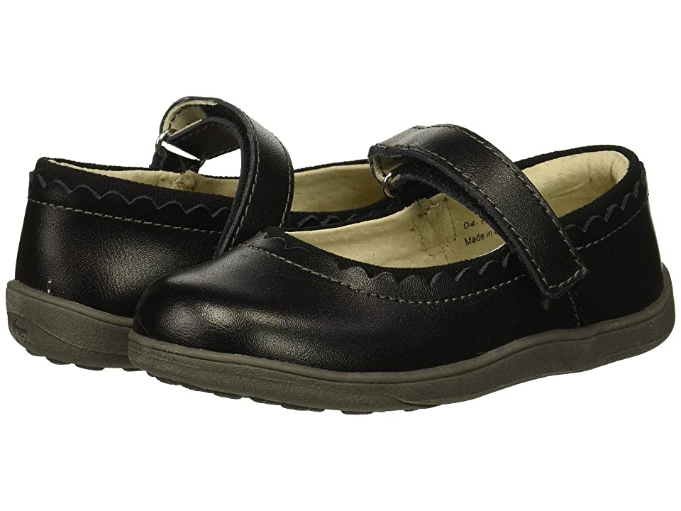 See Kai Run Kids Jane II (Toddler/Little Kid) (Black) Girl