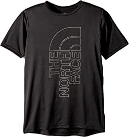 The North Face Kids Short Sleeve Reaxion 2.0 Tee (Little Kids/Big Kids)
