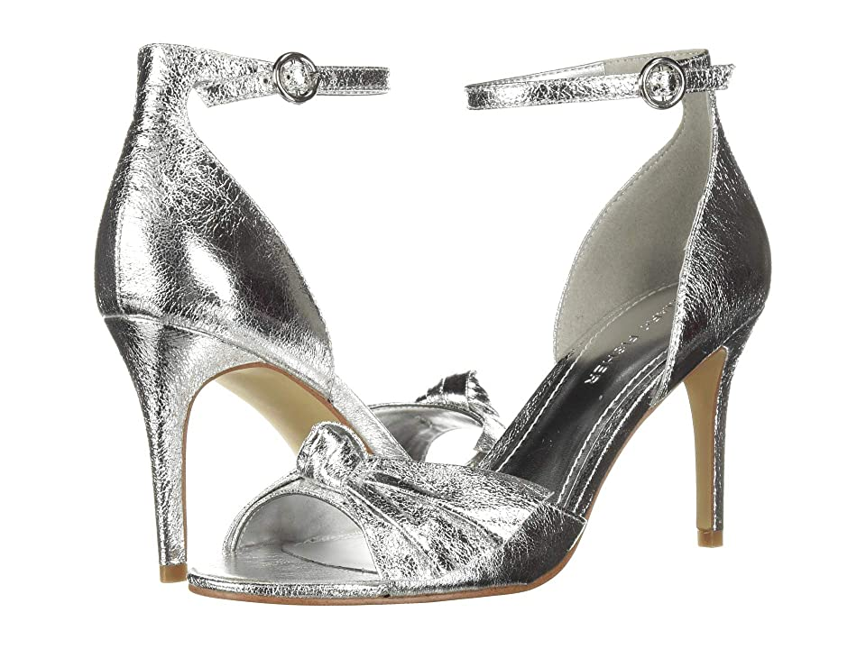 Marc Fisher Brodie (Silver Patent) High Heels