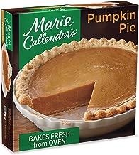 Marie Callender's Frozen Pumpkin Pie Dessert, 36 Ounce