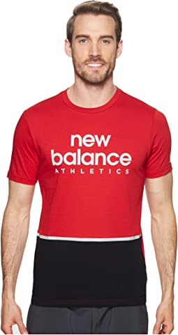 New Balance - NB Athletic Liner Tee