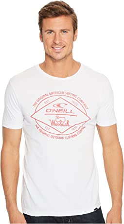 O'Neill - Wooly Short Sleeve Screen Tee