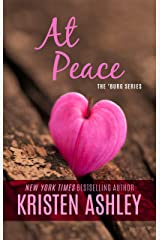 At Peace (The 'Burg Series Book 2) Kindle Edition