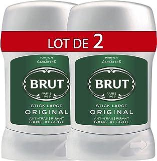 Brut desodorante stick original 50 ml - Lote de 2