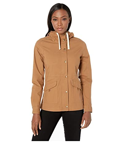 The North Face Ridgeside Utility Jacket (Cargo Khaki) Women