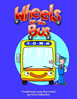 Wheels on the Bus Big Book
