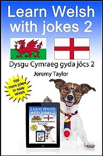 Learn Welsh With Jokes 2: Dysgu Cymraeg gyda jôcs 2