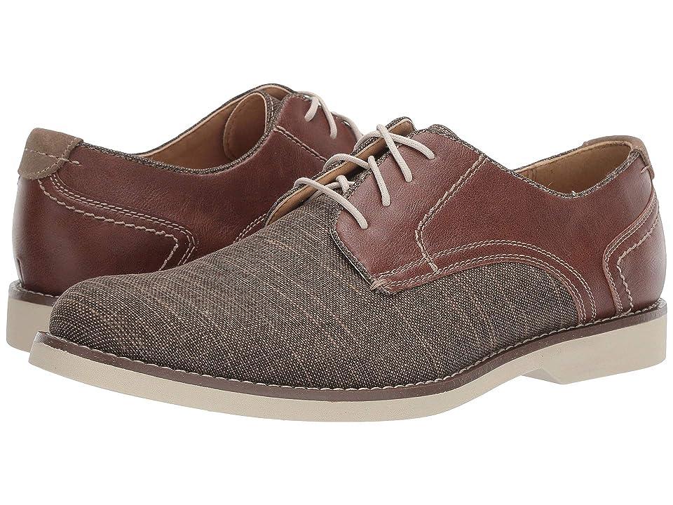 Dockers Hayes (Brown Textile/Tumbled) Men