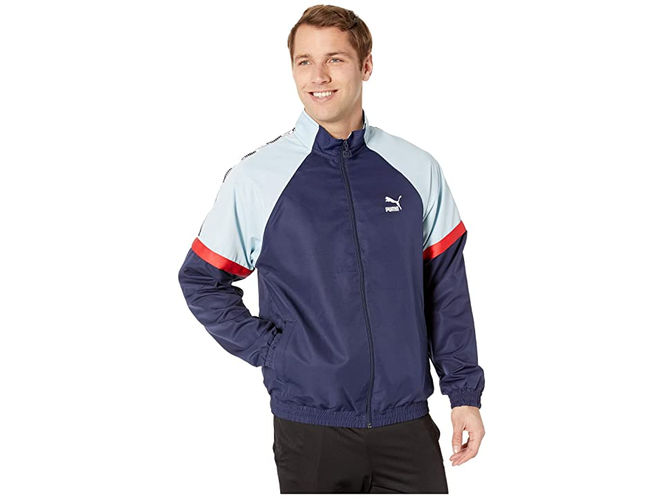 PUMA XTG Woven Jacket (Peacoat) Men