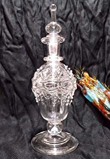 Best etched glass perfume bottle Reviews