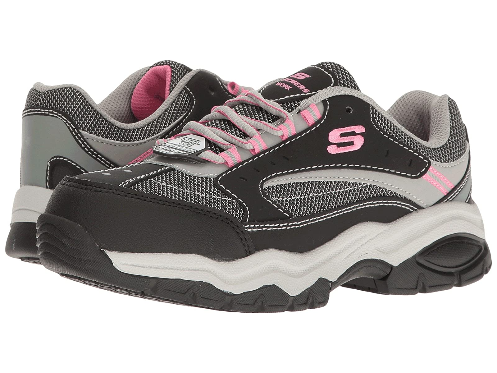 SKECHERS Work BiscoeCheap and distinctive eye-catching shoes