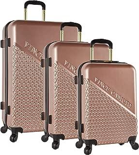 3 Piece Hardside Spinner Luggage Suitcase Set-1