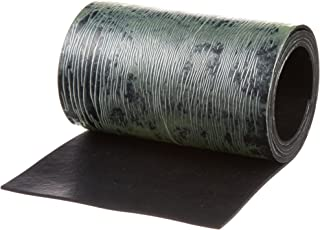 SBR (Styrene Butadiene Rubber) Sheet, 70 Shore A, Black, Smooth Finish, No Backing, 0.062