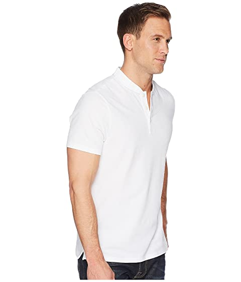 Perry Jacquard Solid Henley Ellis Stretch FU0qzaw