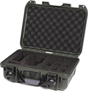 Nanuk DJI Drone Waterproof Hard Case with Custom Foam Insert for DJI Mavic PRO - Olive (920-MAV6)