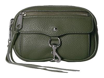 Rebecca Minkoff Blythe Sling Bag (Hunter) Handbags