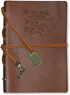 Divinity Boutique Journal with Eagle Charm, Wings Like Eagles (22877)