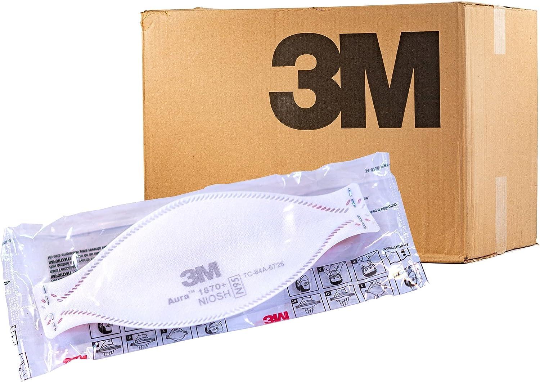 3M Aura N95 Box