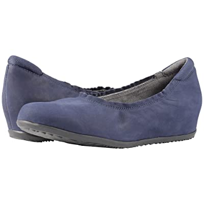 SoftWalk Wish (Navy Nubuck) Women