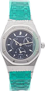 Audemars Piguet Royal Oak Mechanical (Automatic) Blue Dial Mens Watch 25730ST.OO.0789ST.07 (Certified Pre-Owned)