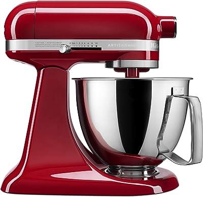 KitchenAid KSM3316XER Artisan Mini Stand Mixers, 3.5 quart, Empire Red