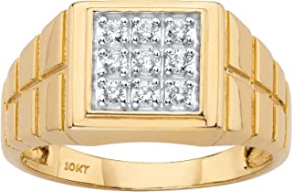 Best mens pinky ring size Reviews