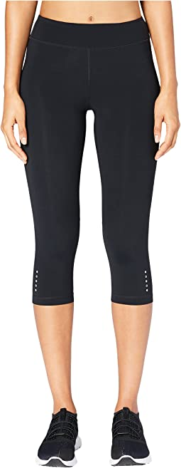 Flashflex Medium Waist Run Capri Leggings