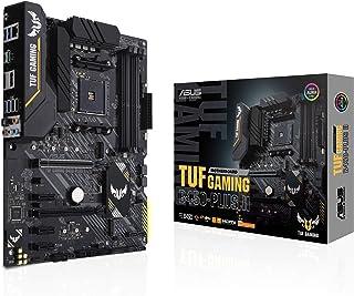 ASUS TUF Gaming B450-PLUS II AMD AM4 (Ryzen 5000, 3rd Gen Ryzen ATX Gaming Motherboard (DDR4 4400(O.C.), HDMI 2.0b, USB 3....