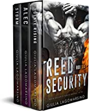 Reed Security Box 6: Reed Security Series Books 16-18 (Reed Security Box Sets)