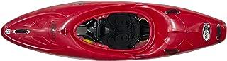 Riot Kayaks Magnum 72 Whitewater Creeking Kayak (Red, 7-Feet)