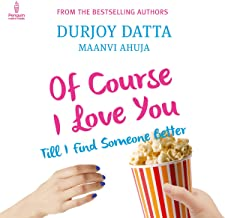 of course i love you by durjoy datta
