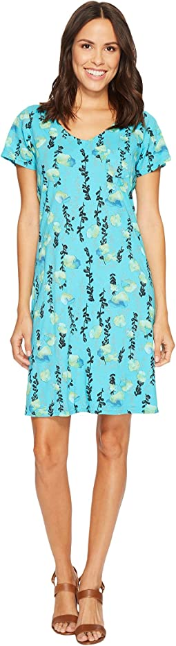 Fresh Produce Floral Vines Sydney Dress