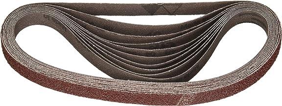 Piranha van Black+Decker slijpband spaarverpakking (3x 40, 4x 60, 3x120, KA900E/BD280/BD282E/BD290/BD292E/KA290/KA292E/KA9...