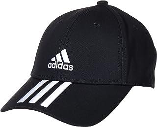 adidas - Baseball 3-Stripes Twill, Cappellino da Baseball Unisex - Adulto