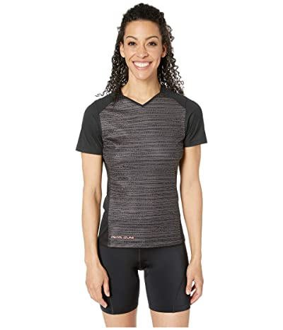 Pearl Izumi Launch Jersey (Black/Sugar Coral Vert) Women