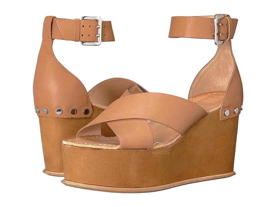 Dolce Vita Dalrae (Caramel Leather) Women