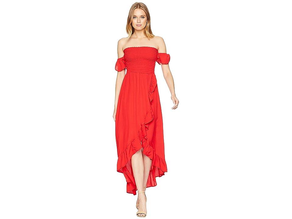 Lucy Love Wild Hearts Dress (Scarlet) Women