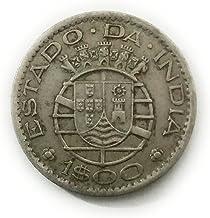 Coins & Stamps India Portuguese Escudos