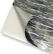Design Engineering 010462 Reflect-A-Cool Heat Reflective Adhesive Backed Sheets, 24