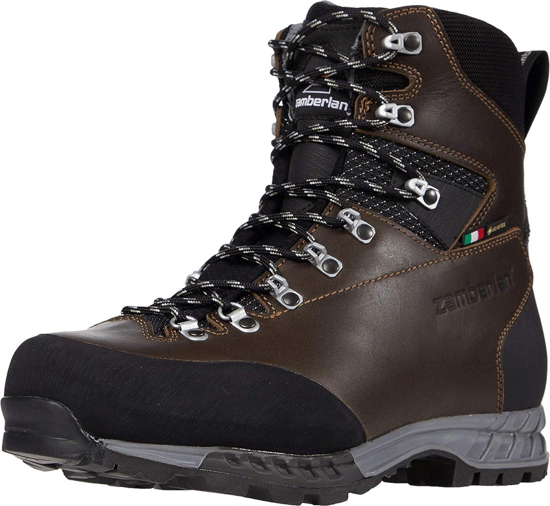 Amazon Com Zamberlan Cresta Gtx Rr Backpacking Boot Men S Backpacking Boots