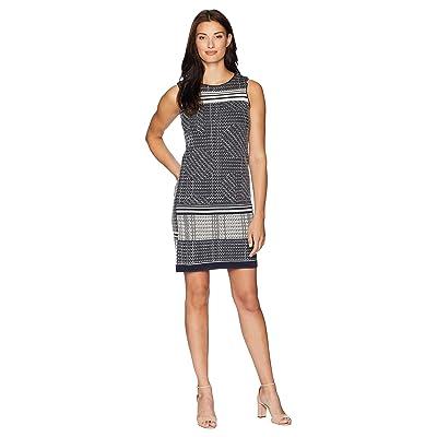 NIC+ZOE Forefront Dress (Multi) Women