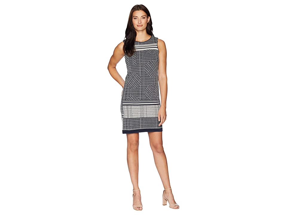 NIC+ZOE Forefront Dress (Multi) Women