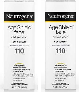 Neutrogena Age Shield Face Lotion SPF 110-3 Fl. Oz (Pack of 2)
